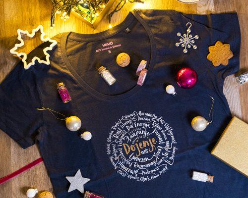 božič majica