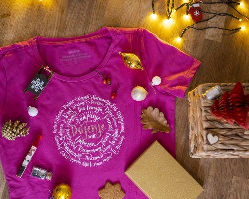 majica dojenje božič